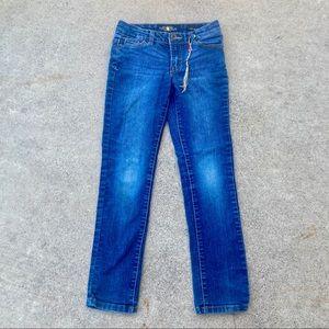 Lucky Brand Cate Skinny Kids 7 Jeans Stretch